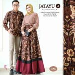 Couple batik Jatayu vol 4 ORI by SHOFIYA