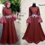 Gamis pesta Antiqa MG