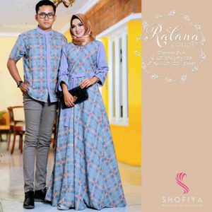 Couple Modern Ralana Abu