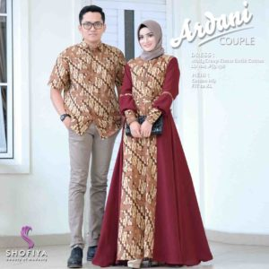 Batik Couple Terbaru Ardani