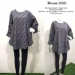 Blouse Jumbo Katun Stretch 2160