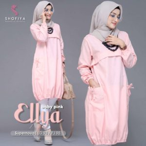 Tunik Model Balon Ellya