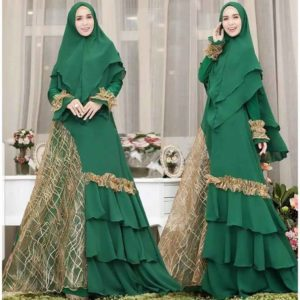 Gamis Baby Ceruty Angela