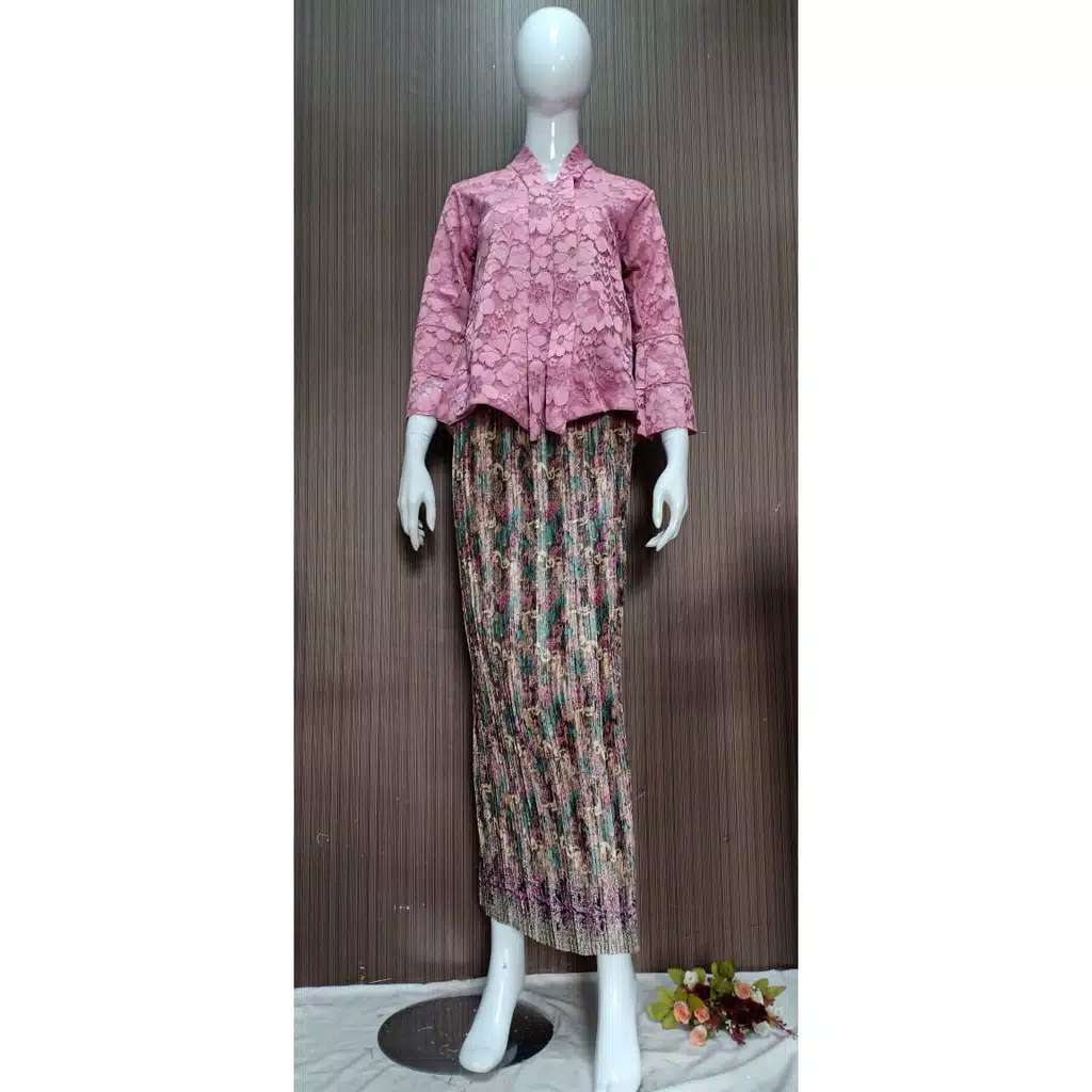 Model kebaya terbaru 2019 floy dusty realpict
