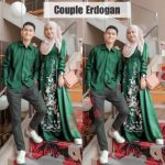 Couple Kondangan Erdogan