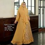 Gamis Ceruty Tile Hasna
