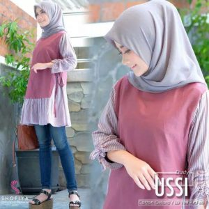 Tunik terbaru ussi dusty