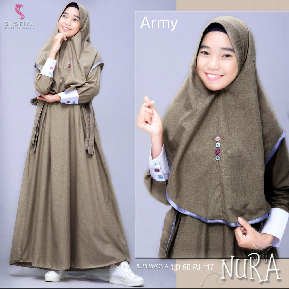 Nura teen army